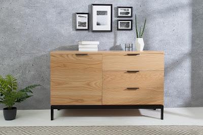 komody Reaction, nábytok z dreva, moderný nábytok