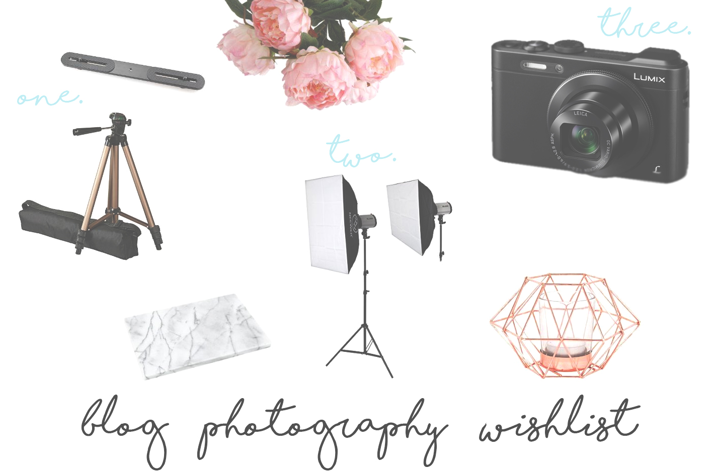 Improving My Blog Photography Tech Wishlist