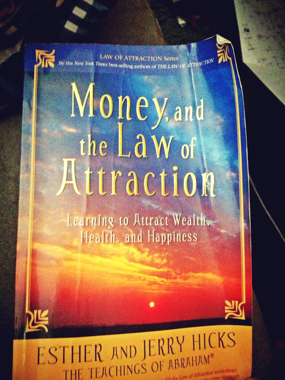 كتاب جذب المال