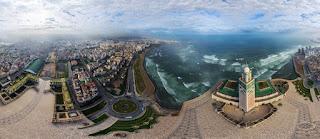 Kota Casablanca - Maroko