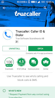 truecaller name search