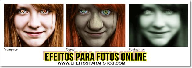 efeitos para fotos online