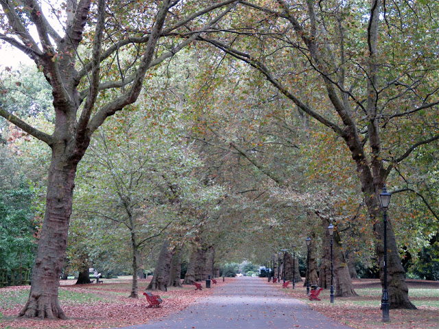 Central Avenue, Battersea Park, London