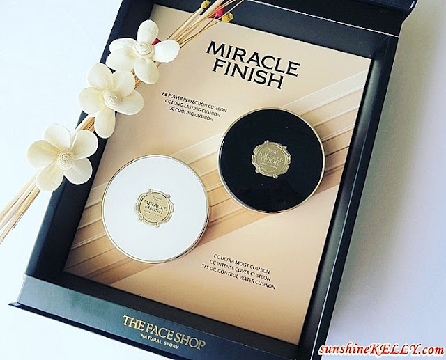 Anti-Darkening Cushion Foundation, THE FACE SHOP, Miracle Finish Cushion Foundation, Korean Beauty, K Beauty, Anti-Darkening Cushion Foundation Review, THE FACE SHOP Makeup, bb cushion, beauty review