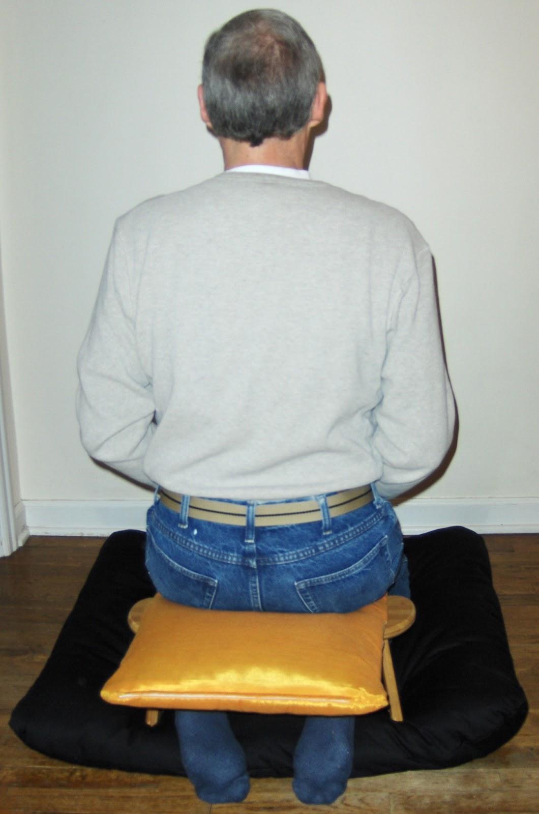 Wabi Sabi Penguin Review Of My Meditation Bench