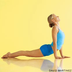 yoga with intention get up move forward