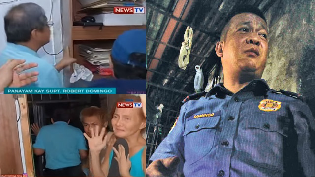 Secret Detention Facility in Tondo Police Station