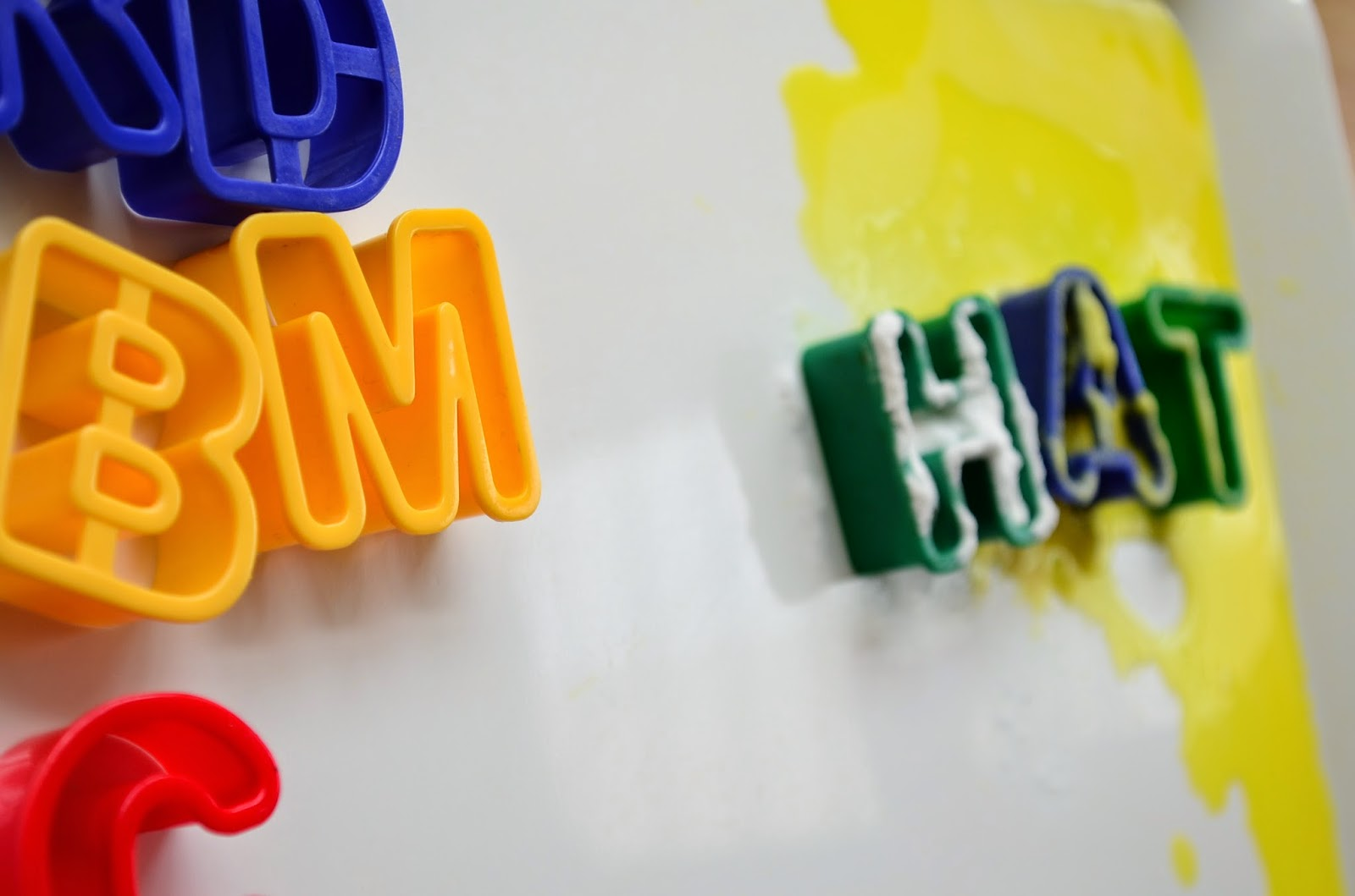 Kids Activity: Word Building with Fizzy Science