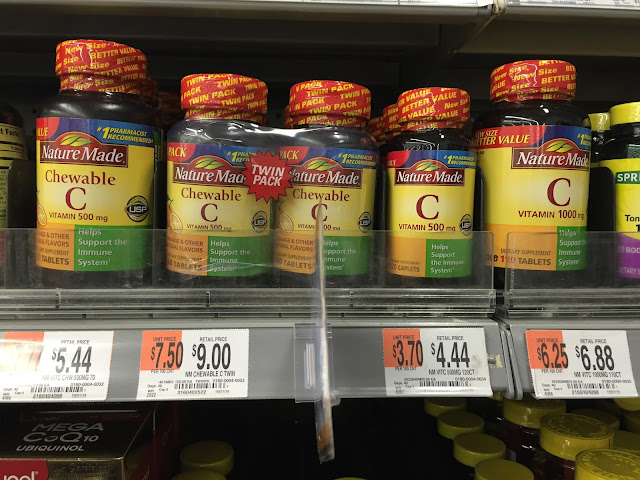 Maintain a healthy lifestyle with #NatureMade ad