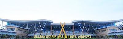 Bandar Udara Internasional Sultan Syarif Kasim II Pekanbaru