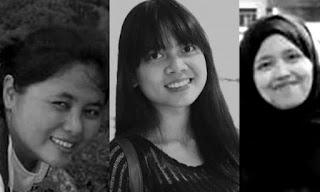 Tiga Orang Pekerja Migran Wanita Berhasil Menyabet Juara Dalam Lomba Puisi di Singapura