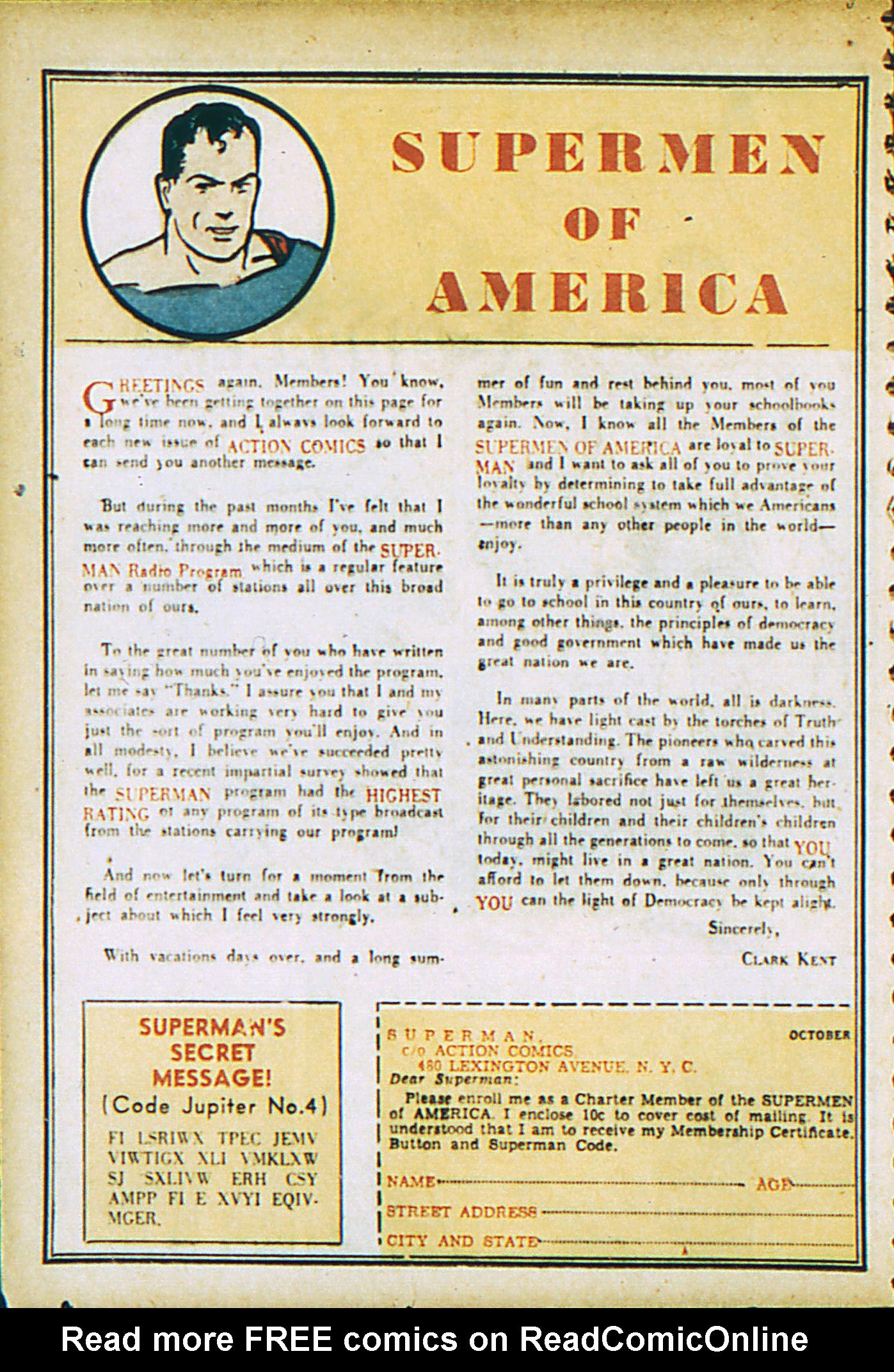 Action Comics (1938) 29 Page 16