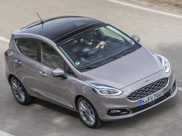 Novo Ford Fiesta 2018 Vignale