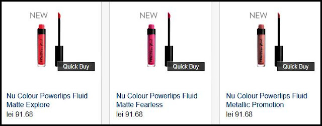 pareri forum nu colour powerlips fluid rujuri lichide