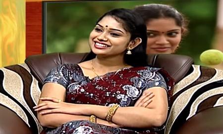 Naan Thamizh ponnuthanga with Actress Priyanka | Aayutha Poojai Special | Kalaignar TV