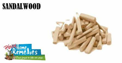 Home Remedies For Tanned Skin: Sandalwood