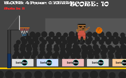 Rejected Basketball App ready for NBA Playoffs