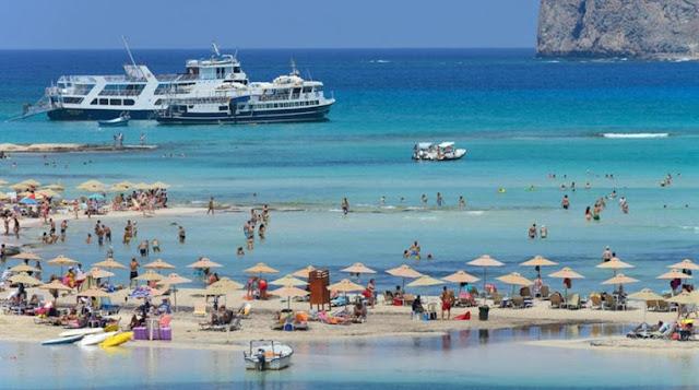 Βαρόμετρο για τον ελληνικό τουρισμό φέτος η Κρήτη με αύξηση 10%