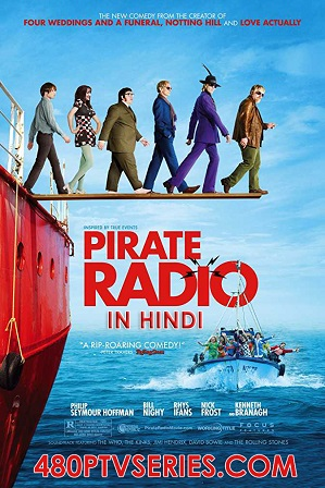 Watch Online Free Pirate Radio (2009) Full Hindi Dual Audio Movie Download 480p 720p Bluray