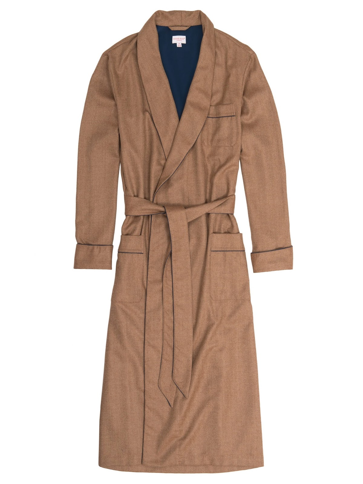 Sherlock Holmes's Dressing Gown - I Hear of Sherlock ...