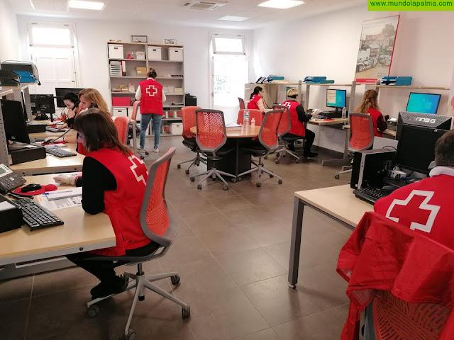 Cruz Roja en Canarias responde frente al COVID-19