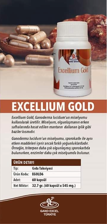 Gano Excel Excellium Gold