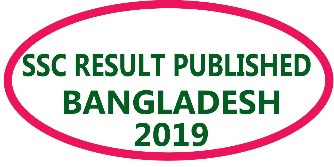 SSC Result Published 2019