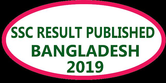 SSC Result Published 2019
