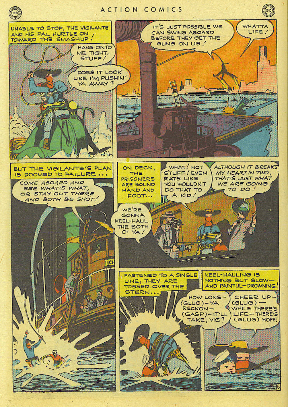 Read online Action Comics (1938) comic -  Issue #89 - 36