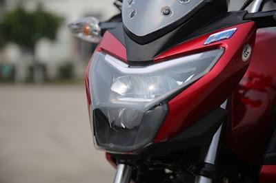 Headlamp Honda RR150 Phantom