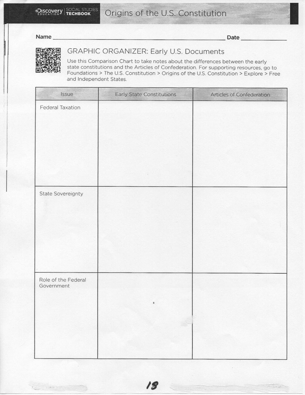 Coach Green S Class U3 Worksheets Origins Of The