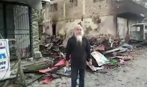 "Catholic priest & 200 Church Followers  Abducted by ISIS ""Islamic Militants"" in Philippines..Watch this video to see the Catholic priest pleading for help"