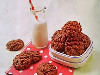 Gambar Resep Cookies Cokelat Anak Sehat
