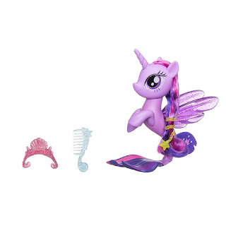 My Little Pony Movie Brushable - Twilight Sparkle Seapony