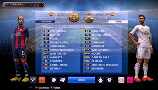 Download PES (Pro Evolution Soccer) 2017 Apk Data v0.1.0 Full Transfer Android