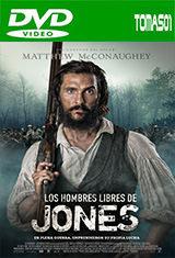 Los hombres libres de Jones (2016) DVDRip