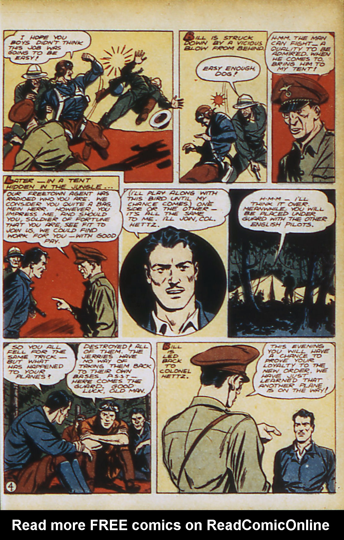 Read online Action Comics (1938) comic -  Issue #44 - 53