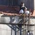 SÁENZ PEÑA: UN RETIRADO DEL SPF INTENTÓ ARROJARSE DESDE LA CÚPULA DE CATEDRAL SAN ROQUE