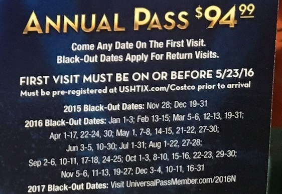 Feb 02,  · So I'm looking at getting a Gold Annual Pass, and I saw that through Costco I can purchase a Gold Annual Pass for $, rather than $ However, through everything online, I'm unable to confirm it is the exact same as the Gold Annual Pass I would purchase straight from Universal.