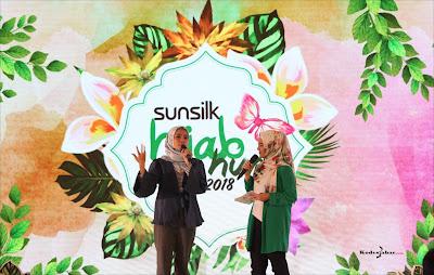 Sunsilk Hijab Hunt 2018 Bandung