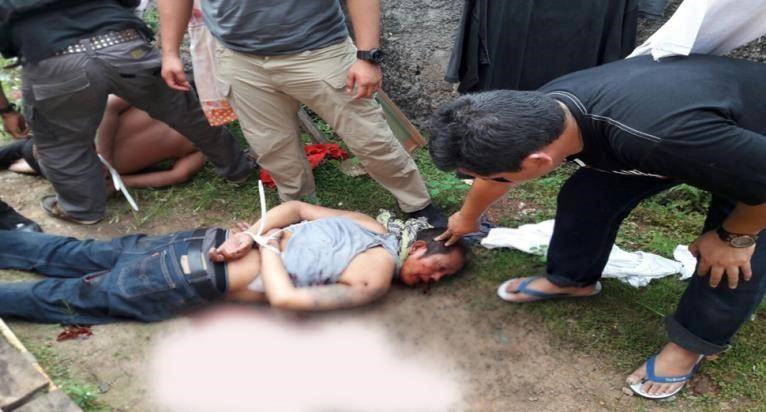 Polisi berhasil menangkap dua pelaku kasus pembunuhan sadis di Pulomas, bernama Ramlan Butar-Butar dan Erwin Situmorang di Kawasan Rawa Lumbu, Bekasi, Jawa Barat