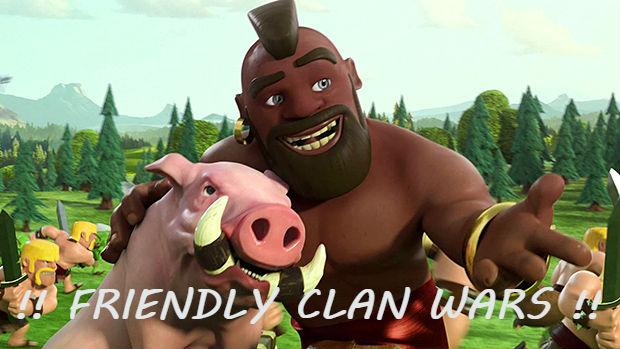 SC chystá novinku jménem CLAN CHALLENGE !!