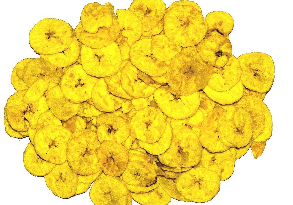 Banana Chip Easy Banana Chips