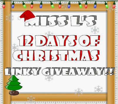 education resource giveaway, free ed resources, education giveaway, 12 days of christmas giveaway, christmas classroom freebies, christmas classroom giveaway