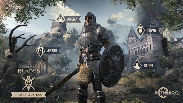 The Elder Scrolls: Blades Early Impressions