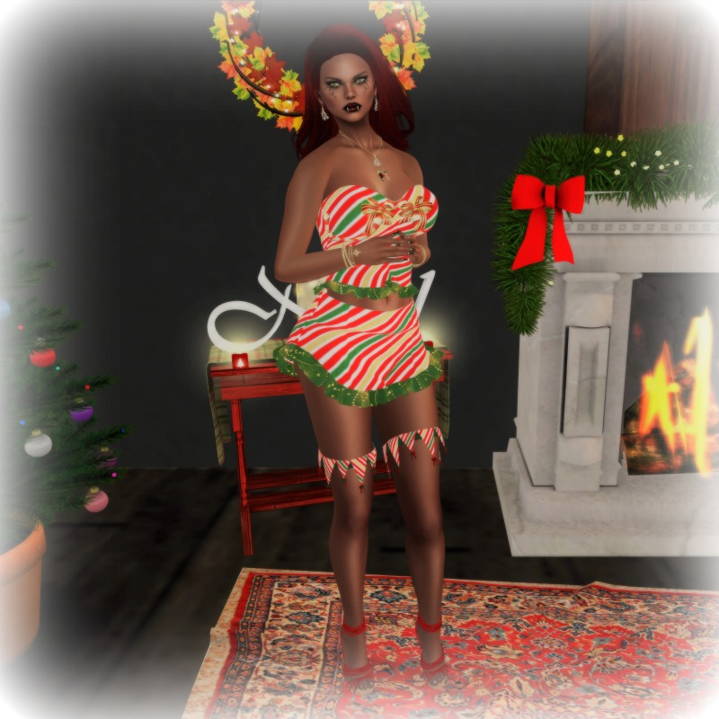 #388 - MystRie's Sexy Christmas Outfit and Recent Releases
