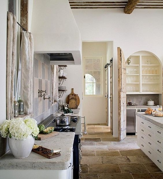 Charming Rustic Kitchen Ideas And Inspirations: 66 French Farmhouse Decor Inspiration Ideas {Part 1