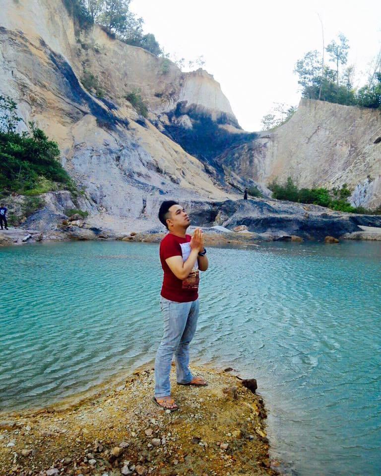 Image result for Tasik Biru Kampung Hutan Kelubi, Mukim Jabi Kedah