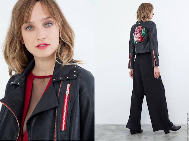 Camperas invierno 2017 moda mujer ropa. Moda invierno 2017.