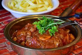 lamb Meat Masala
